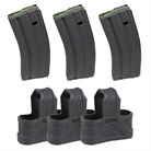 AR-15/M16 30RD 223/5.56 MAGAZINE 3 PACK WITH MAGPULS