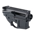 AR-15 BILLET AMBI MATCHED RECEIVER SET