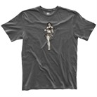 MEN'S FINE COTTON HULA GIRL T-SHIRTS