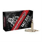 TAC AMMO 223 REMINGTON 55GR FMJ