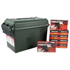 AMERICAN EAGLE AMMO 9MM LUGER 115GR FMJ AMMO CAN