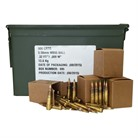 LAKE CITY M855 5.56X45 NATO 62GR FMJ 900-RD CAN W/SS109 BULLET