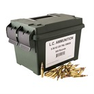 LAKE CITY 5.56X45MM 62GR XM855 W/MTM AMMO CAN