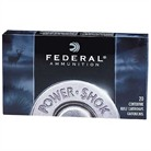 FEDERAL POWER-SHOK SPEER HOT-COR RIFLE AMMUNITION