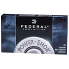 FEDERAL POWER-SHOK SOFT POINT ROUND NOSE
