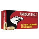 FEDERAL AMERICAN EAGLE JSP HANDGUN AMMUNITION