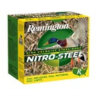 "NITRO-STEEL AMMO 12 GAUGE 3"" 1-3/8 OZ #4 STEEL SHOT"