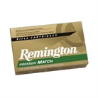 REMINGTON PREMIER MATCH RIFLE AMMUNITION