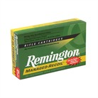REMINGTON MANAGED-RECOIL RIFLE AMMUNITION