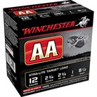 "AA EXTRA LIGHT AMMO 12 GAUGE 2-3/4"" 1 OZ #8.5 SHOT"