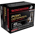 PDX1 DEFENDER AMMO 45 LONG COLT 225GR HP