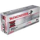 SUPER-X AMMO 223 WSSM 55GR POINTED SP