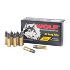 MATCH TARGET AMMO 22 LONG RIFLE 40GR LEAD ROUND NOSE