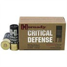 HORNADY CRITICAL DEFENSE SHOTGUN AMMUNITION