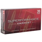 SUPERFORMANCE VARMINT AMMO 223 REMINGTON 35GR NTX LEAD-FREE