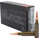 BLACK AMMO 5.45X39MM 60GR V-MAX STEEL