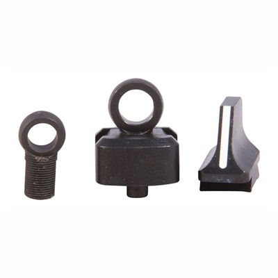 Lever Action Aperture Rear & Post Front Sight Sets