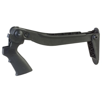 Pump Shotgun Folding Buttstock