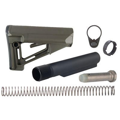 Buy Brownells Ar-15 Str Stock Assy Collapsible Mil-Spec