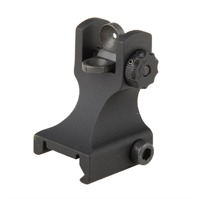 Ar-15/M16 Fixed Rear Sight