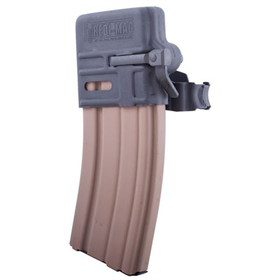 Ar-15/M16 Improved Quick Attach Redi-Mag
