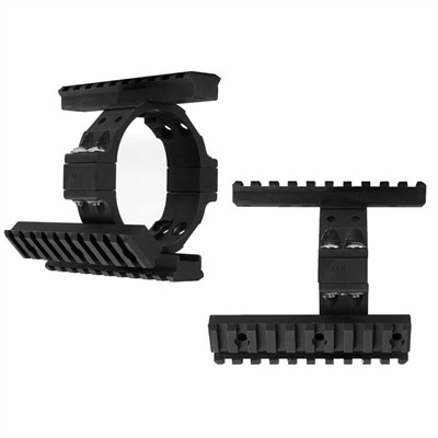 Modular Accessory Tactical Rail (Matr) For The Ar-15/M4
