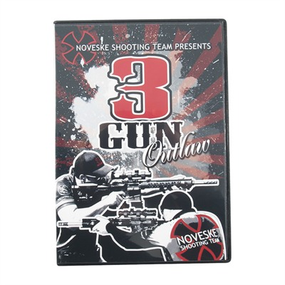 3 Gun Outlaw Instructional Dvd