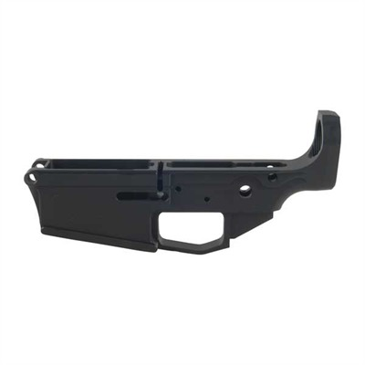 308 Ar Stripped Lower Receiver