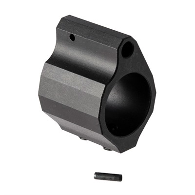 Ar-15/M16 Adjustable Gas Block