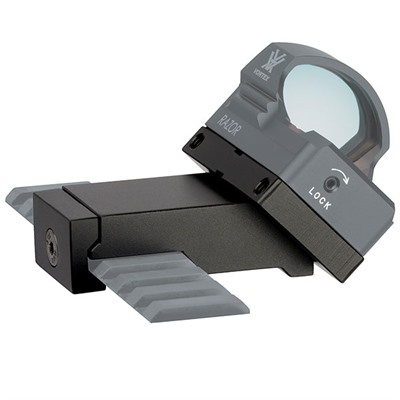 Razor Hd Red Dot Riser Offset Mount