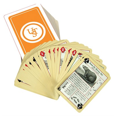 Ultimate Survival Technologies Survival Tip Playing Cards