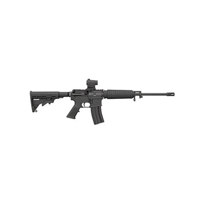 Bushmaster Firearms Int.Llc. Qrc With Red Dot16in 5.56x45mm Nato Black 20+1rd