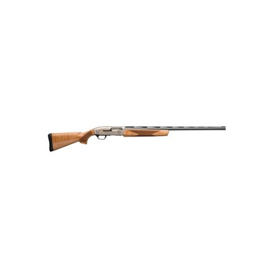 Browning Maxus Sprtg Golden Clays Maple 28in 12 Gauge Blue 4+1rd