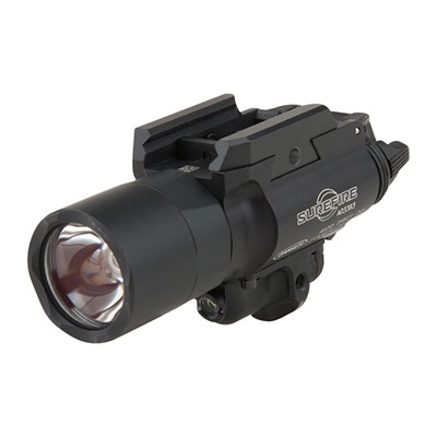 X400 Ultra-High Output Led + Red Laser Weaponlight