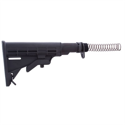 Ar-15/M16 M4 Carbine Commercial Buttstock Assembly