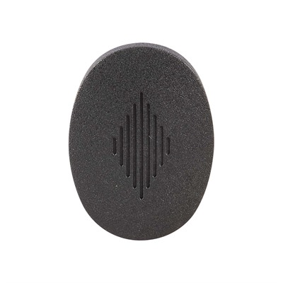 Grip Cap, Black Synthetic