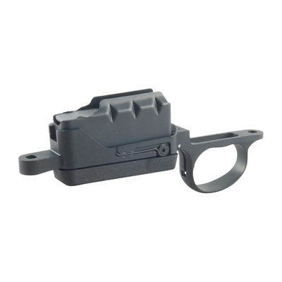 700 Short Action 22-250 Detachable Bottom Metal