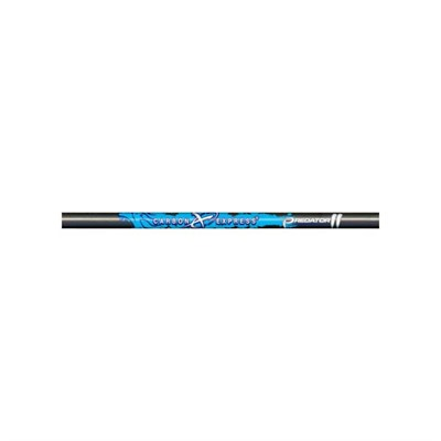 Predator Ii Raw Shafts