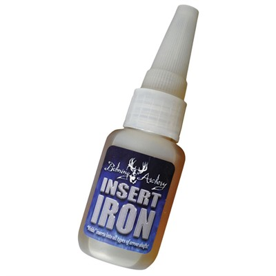 Insert Iron Adhesives 1oz Bottle