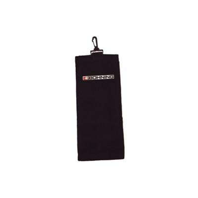 Archers Towel Black