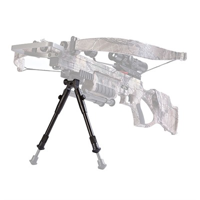 Cross Pod Adjustable Crossbow Bi Pod