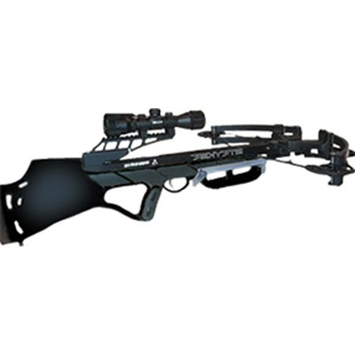 Stryker Off Spring Black Crossbow W/Package