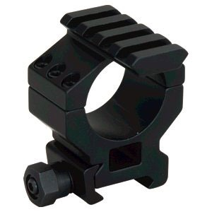 Tactical Rings W/ Accessory Rail