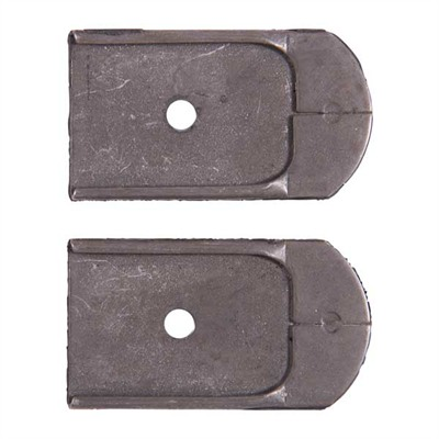 Magazine Floorplate, Padded, High Cap Mags, 2-Pak