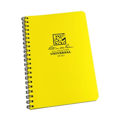All-Weather Outdoor Journals & Writing Pens