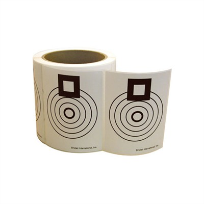 Benchrest Targets On A Roll (250)