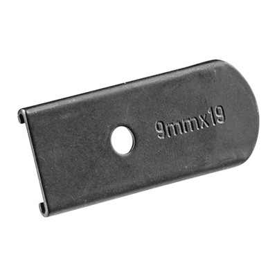 P9s Floor Plate, Magazine P9s 9mm