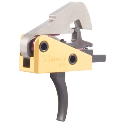 Ar-15 .308 Drop-In Trigger Module Solid Shoe