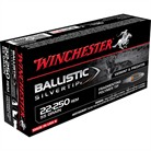 WIN AMMO .22-250 55GR BALL SLV