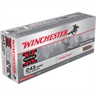 WIN AMMO 243 WSSM SUPER-X 100G